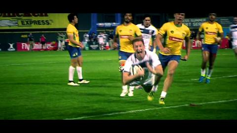 Emirates Airline Summer Series - USA Rugby vs. Ireland, June 10 at Red Bull Arena (30s)