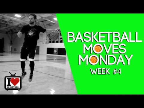 How To: CRAZY Basketball Double Move Counter | Basketball Moves Monday #4