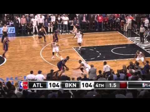 The Resurrection of Deron Williams: Hawks At Nets Game 4