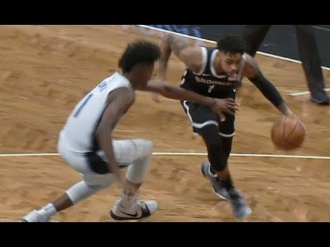 Week 1 2017-18: Top 10 Crossovers and Handles (D'Angelo Russell, Russell Westbrook, and More!)