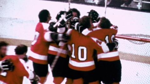 Memories: Flyers win their second Cup in a row