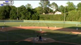 2 Faulkner Al. Vs 3 William Carey Ms.SSAC Baseball Championship