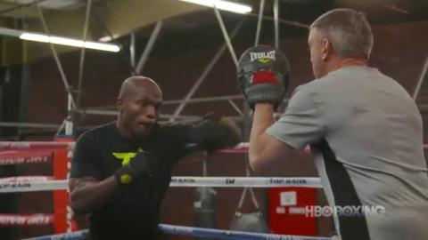 Tim Bradley's Growing Relationship with Teddy Atlas