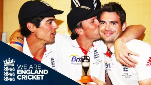 The Ashes: England Seal First Win In Australia For 24 Years - 5th Test Sydney 2011