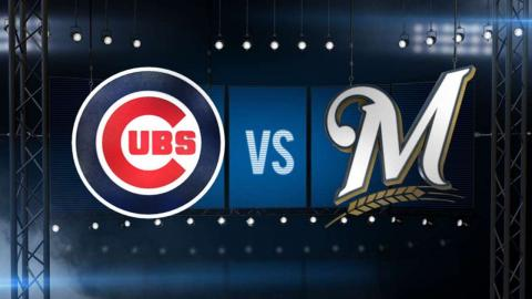 7/22/16: Fowler returns to lead Cubs