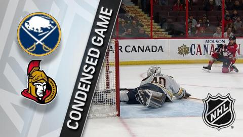 02/15/18 Condensed Game: Sabres @ Senators