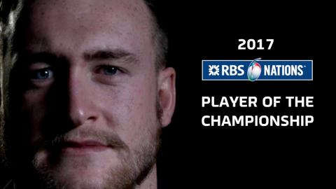 Stuart Hogg | 2017 RBS 6 Nations Player of the Championship
