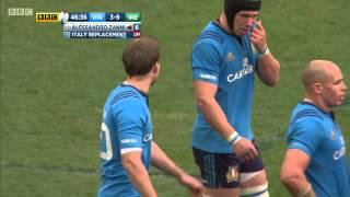Rugby Union Six Nations 2015 Round 1 Italy Vs Ireland Full Match HD