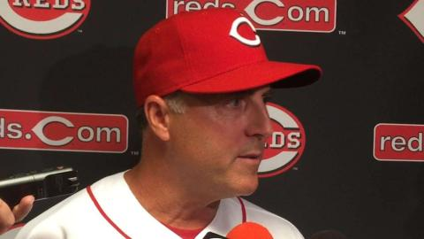 COL@CIN: Price discusses Stephenson's outing in win