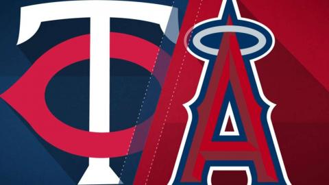 6/1/17: Twins rally in the 9th to beat Halos, 4-2