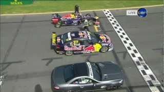 Melbourne F1 2013 Speed Comparison