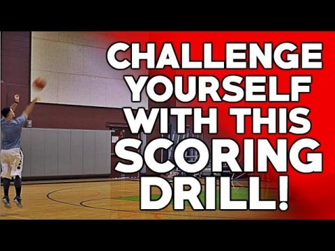 Basketball Moves & Drills To Shoot Better and Score More Points!