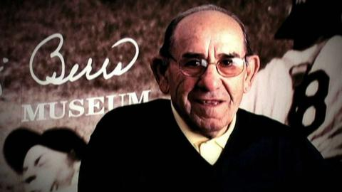 CWS@DET: Tigers booth remembers Yogi Berra