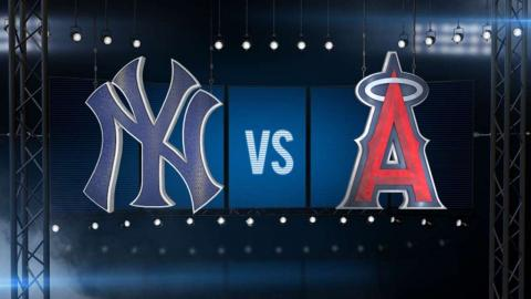 6/30/15: Heaney earns first MLB win as Halos triumph