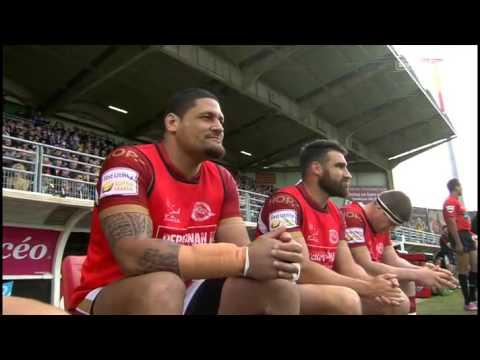Catalans Dragons vs Salford rugby league full match 23.04.2016 Super League Rugby