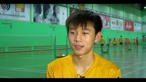 Badminton Unlimited   Kunlavut Vitidsarn - Men's Singles (Thailand)