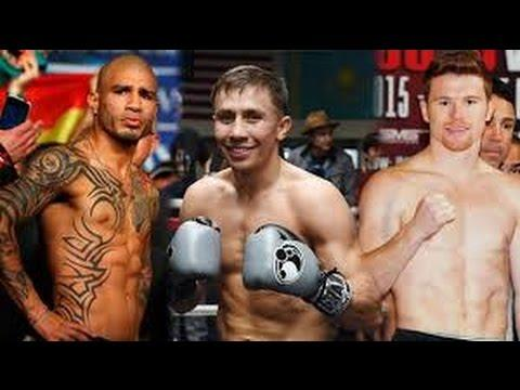 Canelo Lumps Himself In With Miguel Cotto For An Excuse To Avoid Fight With Gennady Golovkin