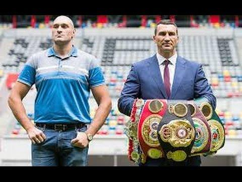 Wladimir Klitschko vs Tyson Fury Fight IS BACK ON !! Nov. 28 In Dusseldorf !! Prediction Breakdown