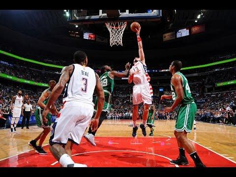 The Washington Wizards Supporting Cast Comes up Big In Game 3! | May 4, 2017