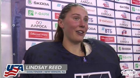 2018 U18WWC: Postgame Comments - USA 4, CAN 3