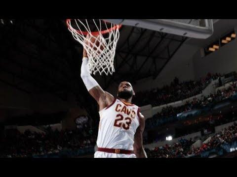LeBron James, John Wall, and the Best Plays From Saturday Night | November 11, 2017