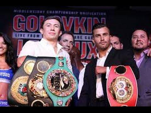 Gennady Golovkin vs David Lemieux Final Press Conference - HBO Boxing !! Thoughts & Review