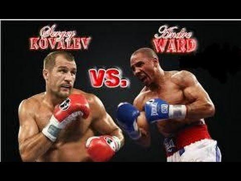 Sergey Kovalev vs Andre Ward @ 175 In Fall 2016 Being Negotiated By HBO Roc Nation & Kathy Duva