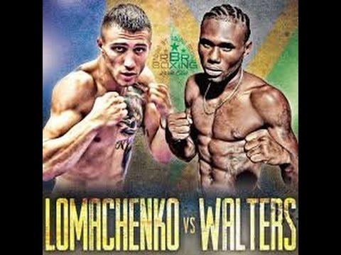 Vasyl Lomachenko vs Nicholas Walters In The Fall Of 2015 !! Thank You Bob Arum & HBO !!