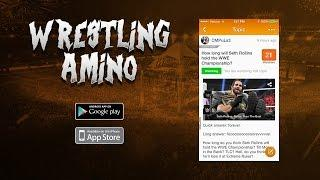 Wrestling Amino: Social Networking For Wrestling Fans!