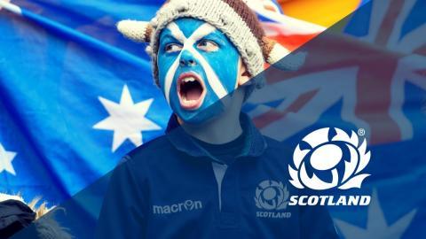 Scotland v Australia | Behind the Scenes