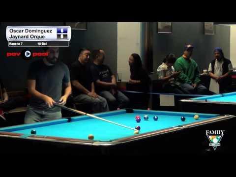 O. Dominguez vs Jaynard Orque - #15 - 2015 Cole Dickson