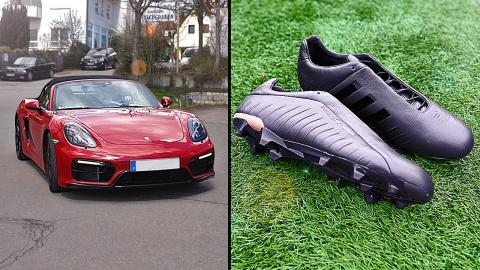 adidas Porsche Design Sport - PDS X FOOTBALL - Review by freekickerz
