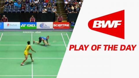 Play Of The Day | Badminton SF - Yonex US Open 2017