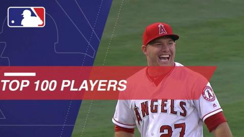 MLB's Top 100 players