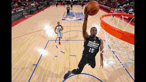 Highlights: Brooklyn Nets vs Atlanta Hawks from MGM Resorts NBA Summer League | 07.07.17