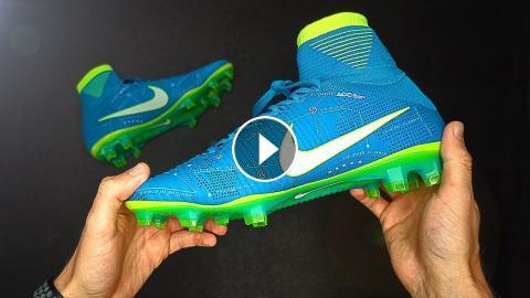 17e1c07023a6 2017 Neymar Football Boots: Nike Mercurial Superfly 5 Unboxing