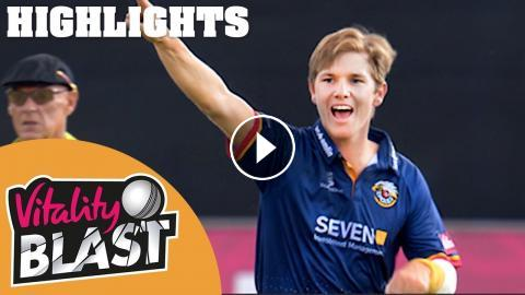 Extraordinary Match TIED Off The Last Ball | Essex v