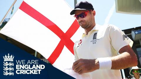 It's Bitterly Disappointing: Jimmy Anderson Reflects On Tough Tour - The Ashes 2017/18