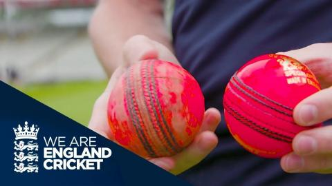 What Is The Pink Ball Like? Chris Woakes Tells All - England v West Indies First Test 2017