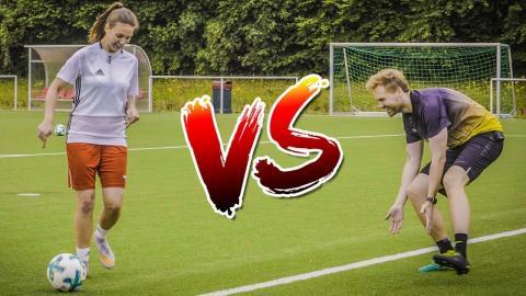 ULTIMATE FOOTBALL CHALLENGE (FK ⚽ VS. GIRL