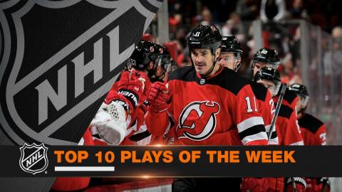 Top 10 Plays from Week 6