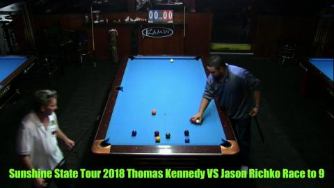 Finals  Thomas Kennedy VS  Jose DelRio  2018 Sunshine State Tour