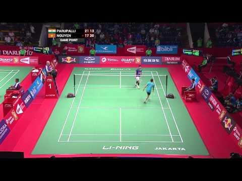 TOTAL BWF World Championships 2015 | Badminton Day 3 R32 – Highlights 1