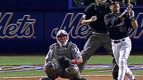 2000 NLCS Gm4: Piazza hits his second homer of series