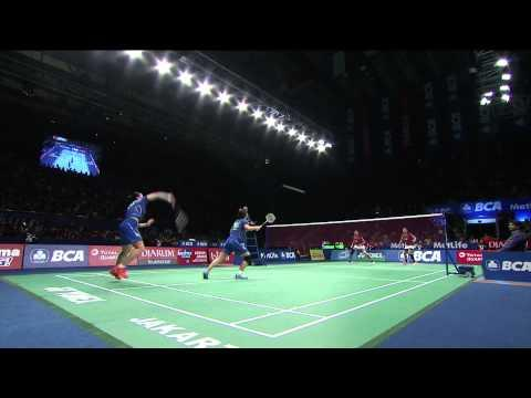 Play Of The Day | Badminton Finals - BCA Indonesia Open 2015
