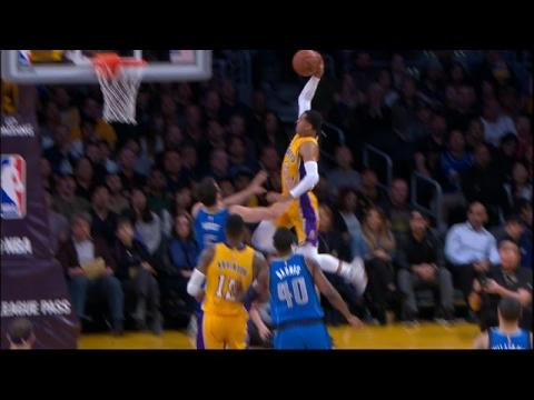 Jordan Clarkson Steals and Skies for the Dunk | 12.29.16
