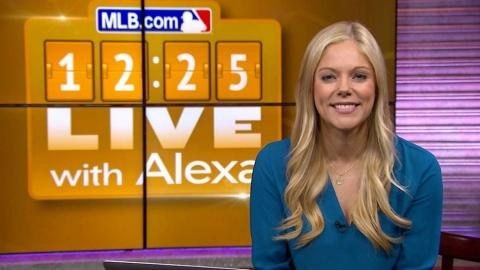 12:25 Live with Alexa Datt - 2/20/18: Eric Hosmer and J.D. Martinez get paid