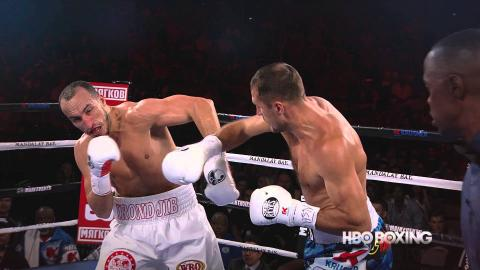 HBO World Championship Boxing Highlights: Sergey Kovalev vs. Nadjib Mohammedi