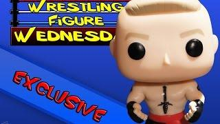 Wrestling Figure Wednesday EXCLUSIVE: Funko POP Vinyl WWE - Brock Lesnar