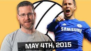 Chelsea Win Premier League Title & Manchester United Fall To West Brom (Soccer Morning)